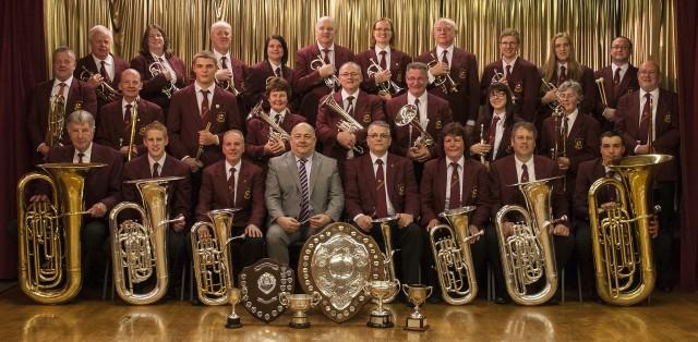 Slaithwaite Band 2014