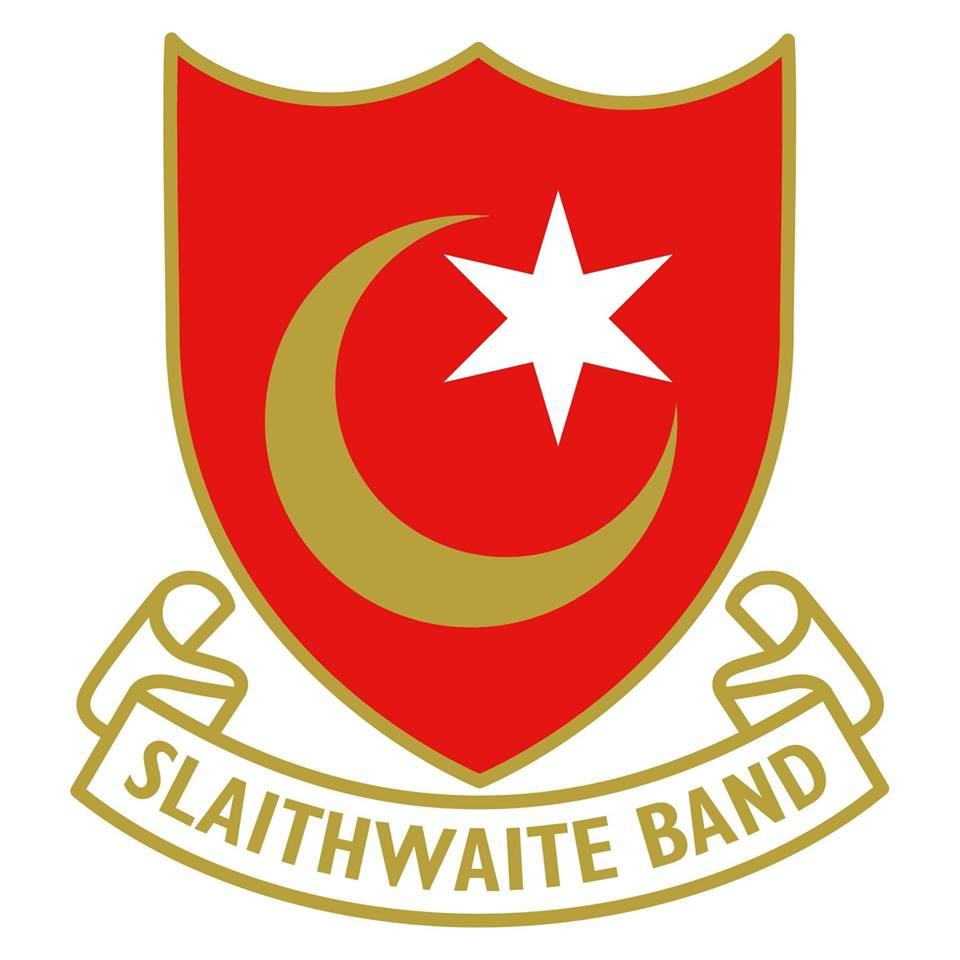 Slaithwaite Band Logo